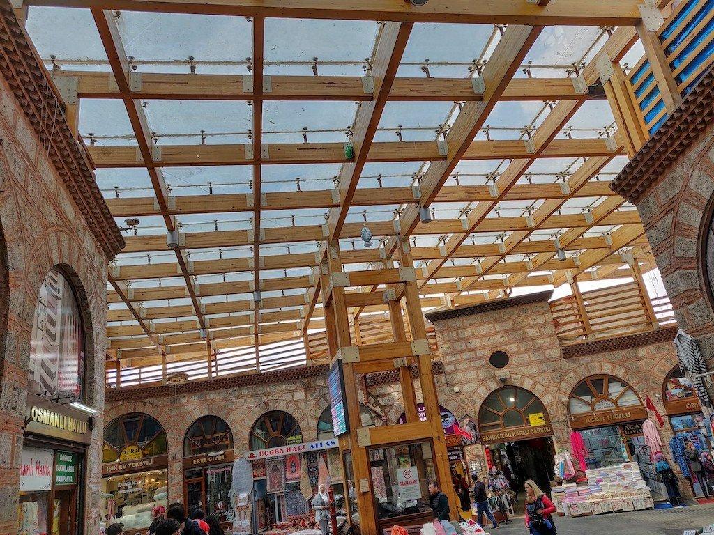 Bakırcılar Kapalı Çarşı (Coppersmiths Closed Market)